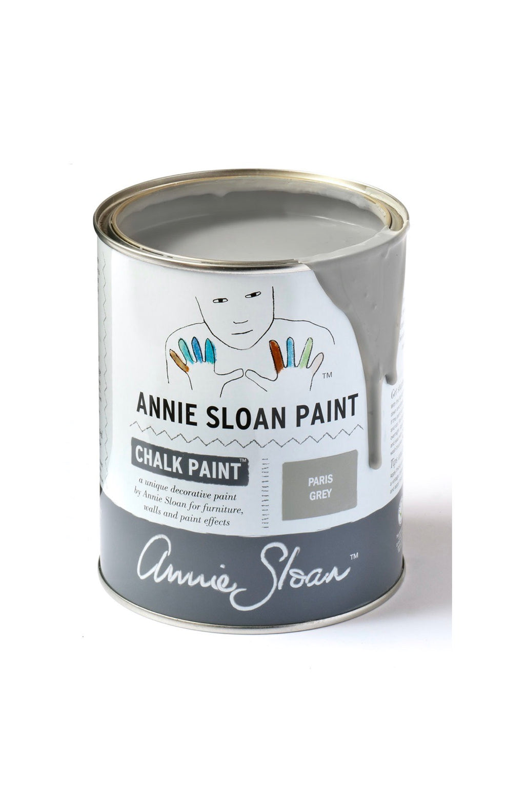 Annie Sloan® Chalk Paint™ Mini Can- Paris Grey