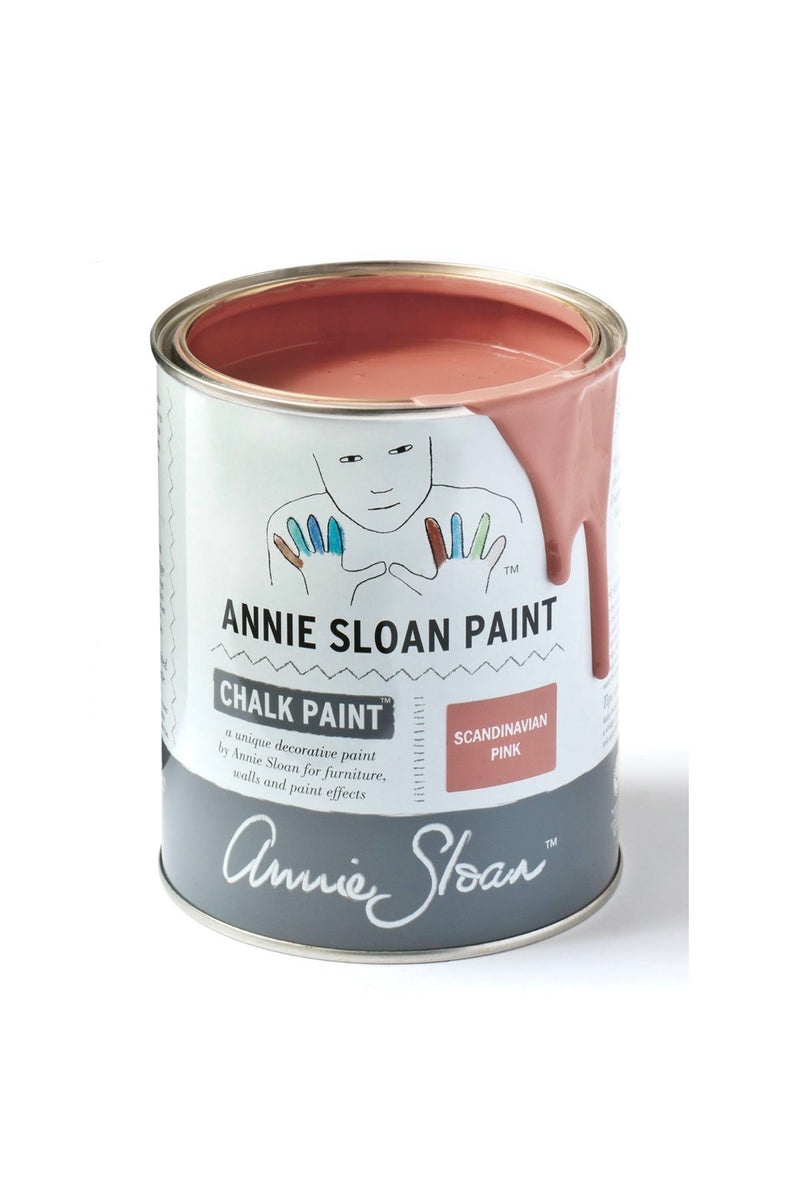 Annie Sloan® Chalk Paint™ Mini Can- Scandinavian Pink