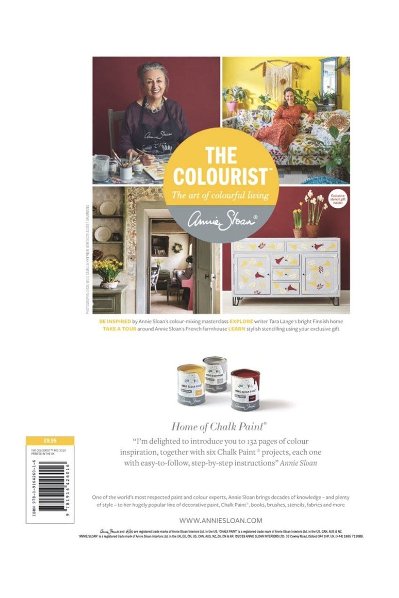 Annie Sloan® The Colourist bookazine Issue 2