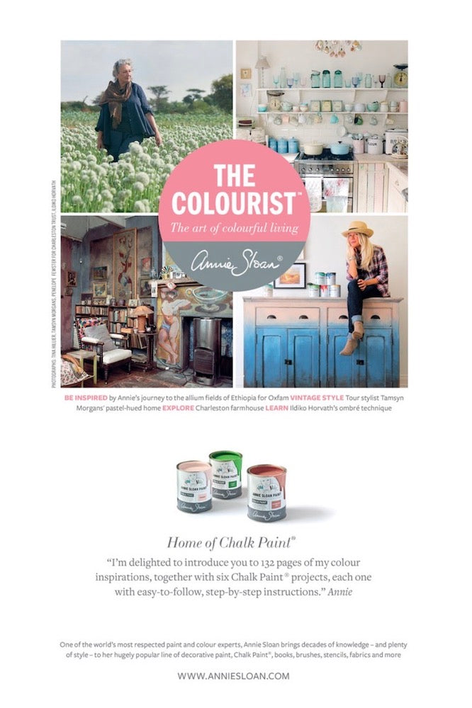 Annie Sloan® The Colourist Bookazine Issue 1