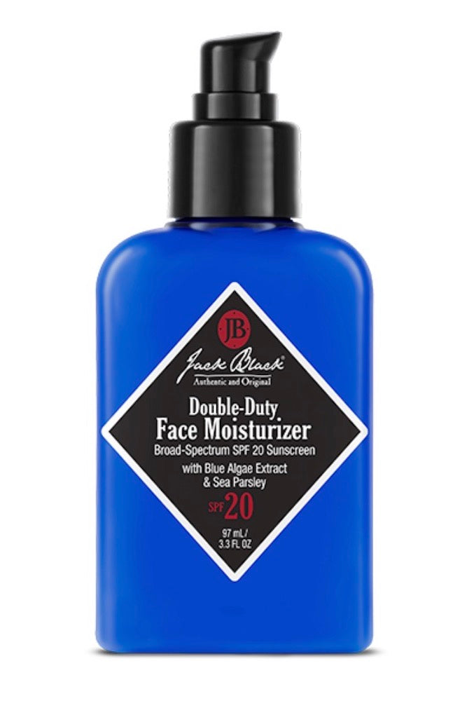 Jack Black Double-Duty Face Moisturizer 3.3oz