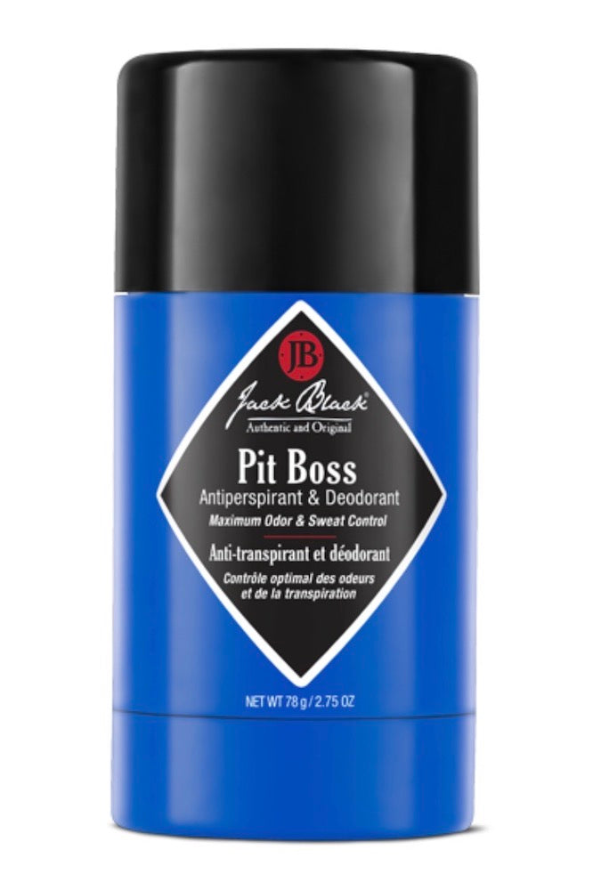 Jack Black Pit Boss Antiperspirant and Deodorant 2.75oz