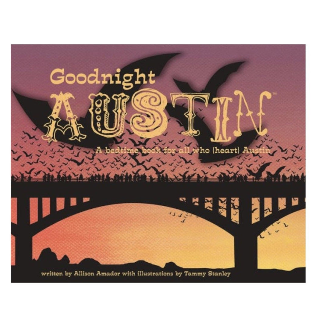 Goodnight Austin Book