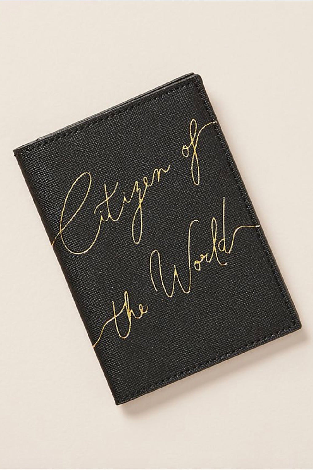 Luna Passport Holder- Citizens Of The World