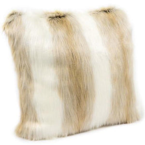 Arctic Fox Limited Edition Pillow 18""