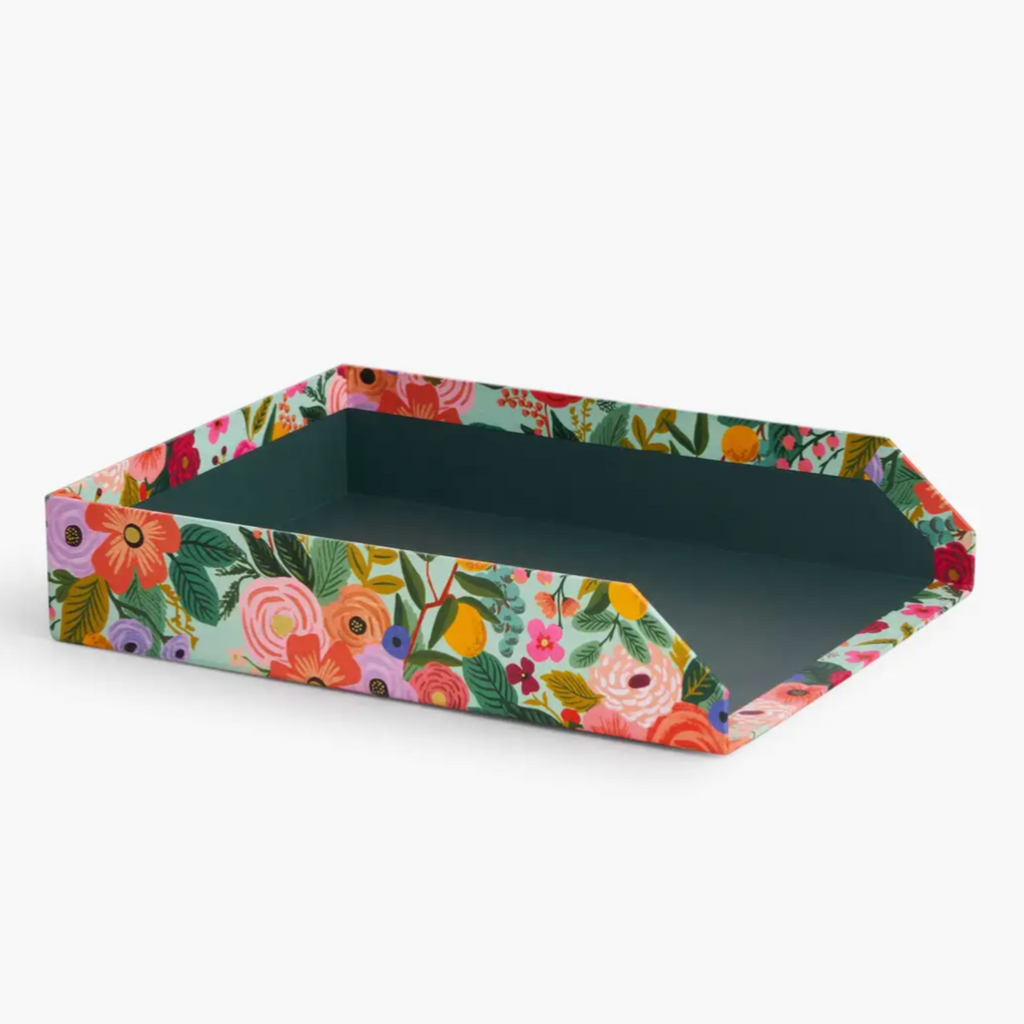 Rifle Paper Co: Garden Party Letter Tray