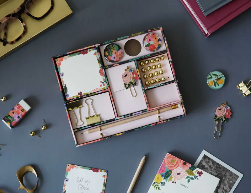 Rifle Paper Co: Garden Party Tackle Box
