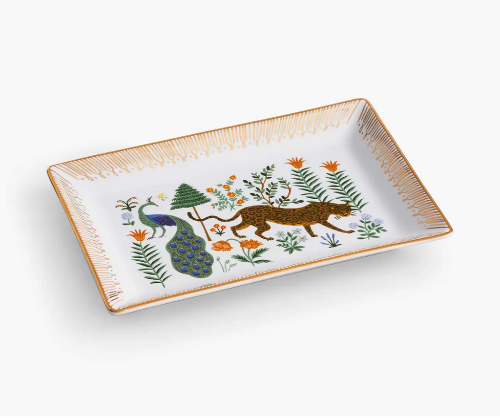 Rifle Paper Co: Menagerie Catchall Tray