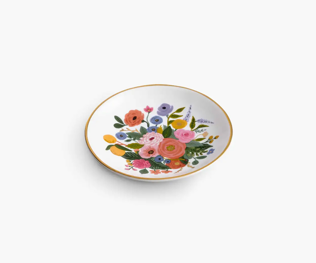 Rifle Paper Co: Garden Party Bouquet Ring Dish