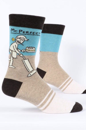 Mr. Perfect Men's Crew Socks OSS
