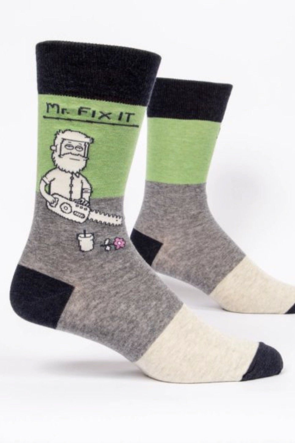Mr. Fix It Men's Socks