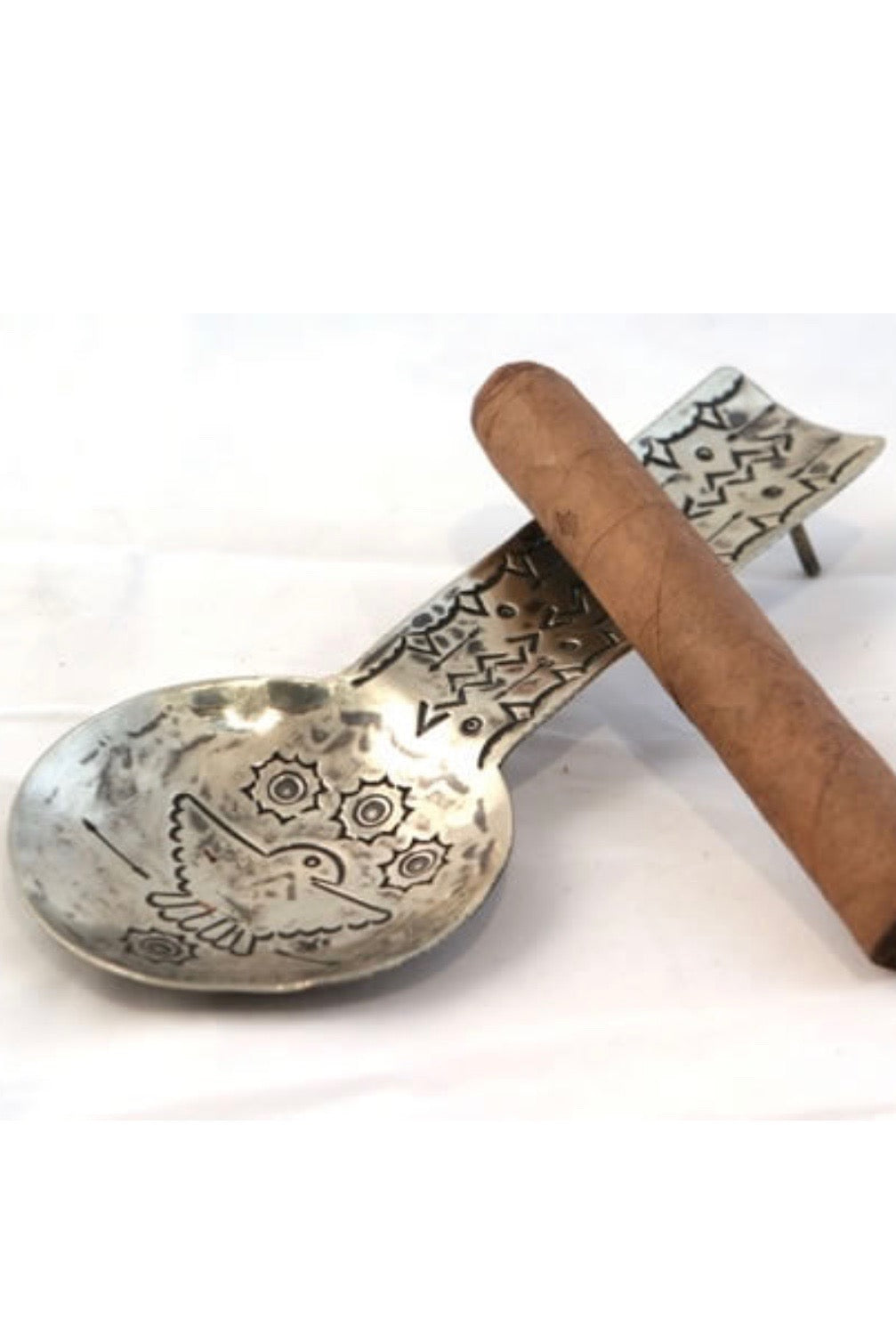 silver-hand-stamped-cigar-ashtray