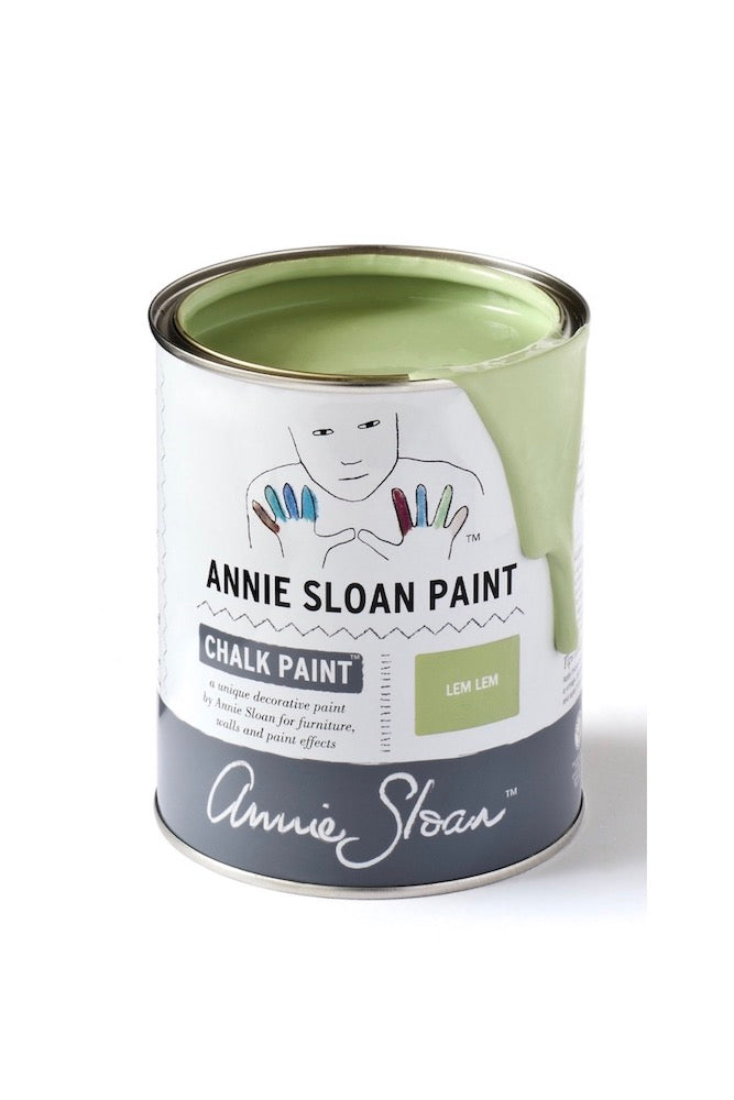Annie Sloan® Chalk Paint™ 120ml Sample Pod: Lem Lem