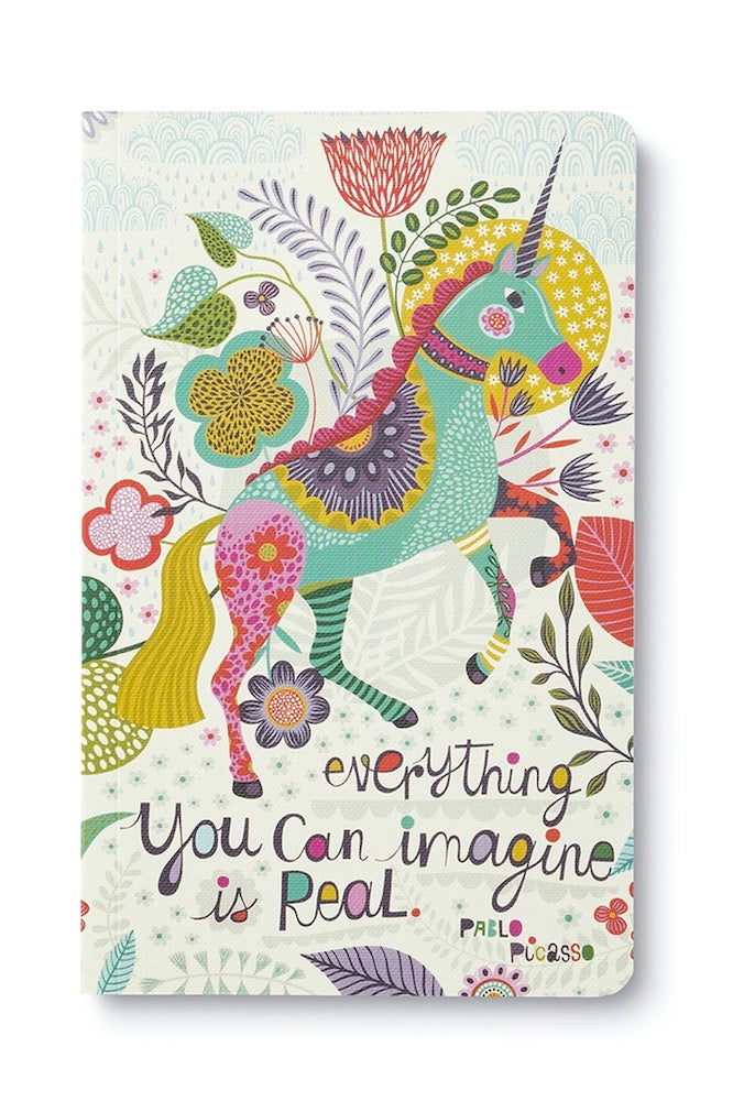 Everything You Can Imagine Unicorn journal