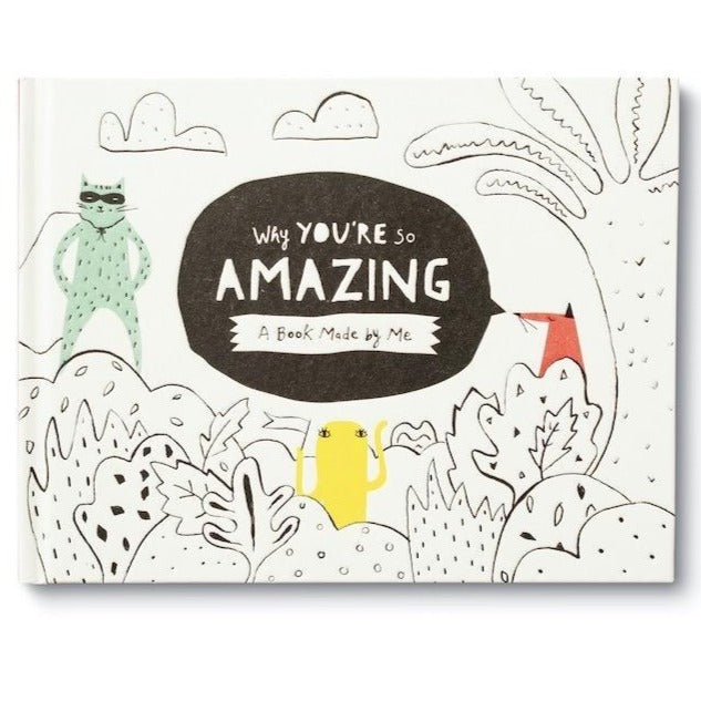 Why You're So Amazing Activity Book