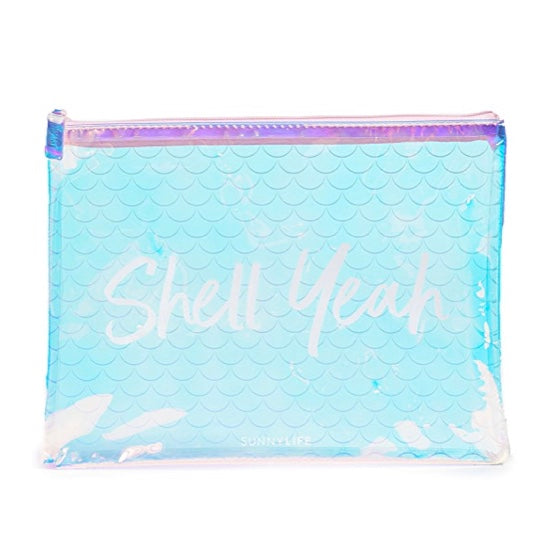 Shell Yeah Mermaid Pouch