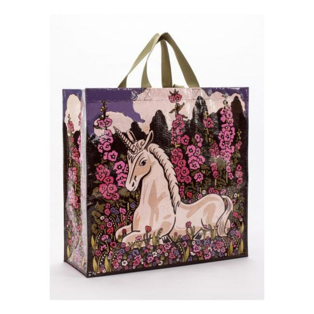 Unicorn: Large Shopper Bag
