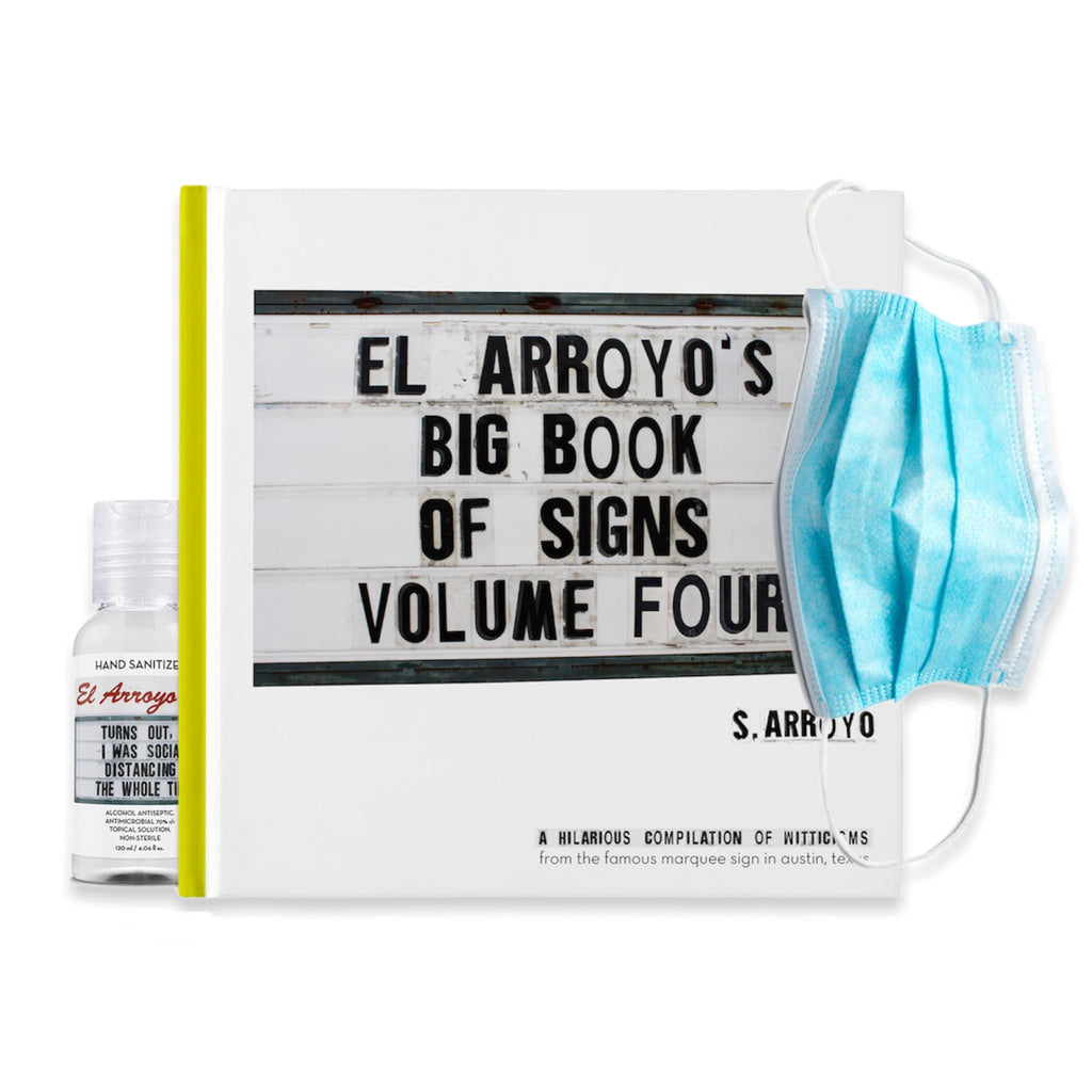 El Arroyo's Big Book Volume Four