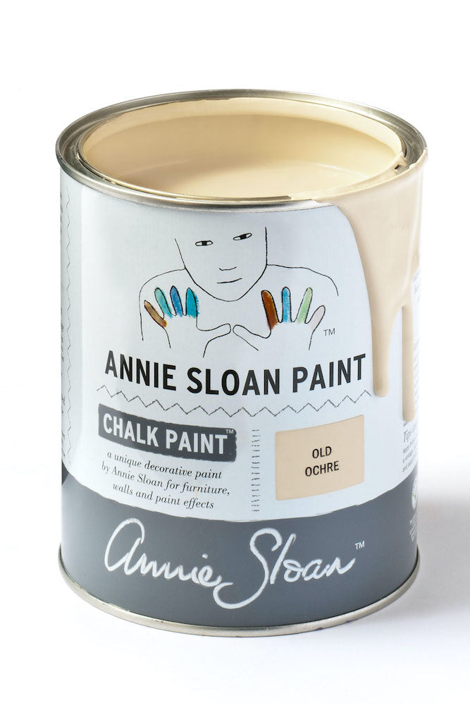 Annie Sloan® Chalk Paint™ LITRE: Old Ochre