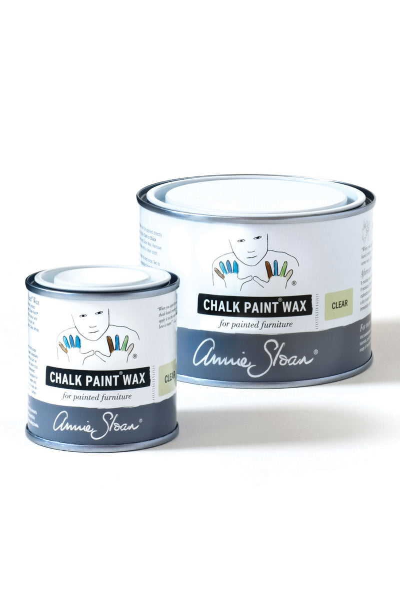 Annie Sloan® Chalk Paint™ Clear Wax (small- 120ml)