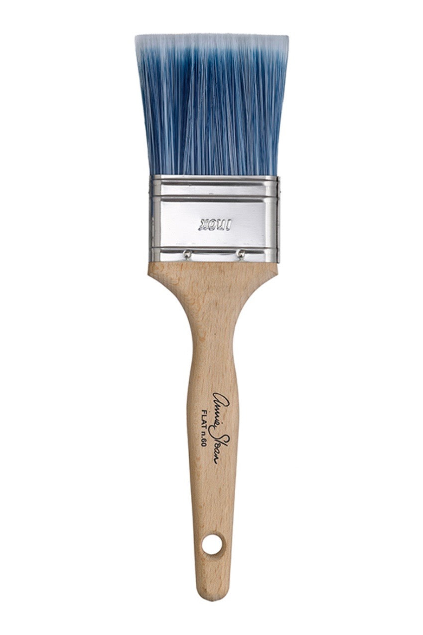 Annie Sloan Flat Blue Brush (Large)