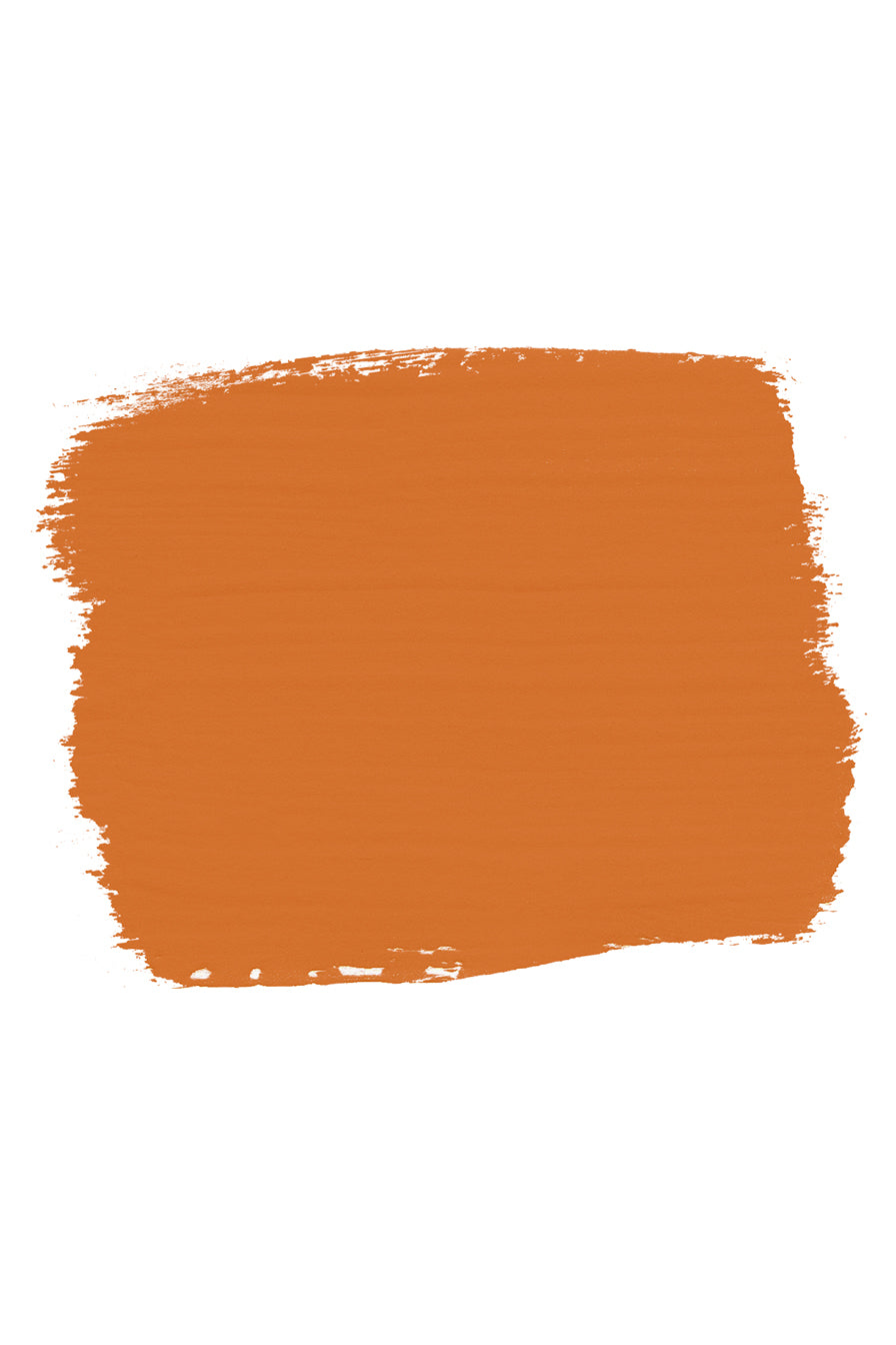 Annie Sloan® Chalk Paint™ 120ml Sample Pod: Barcelona Orange
