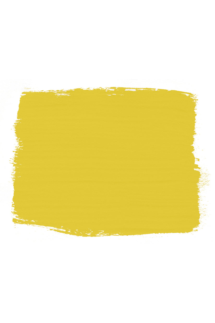 Annie Sloan® Chalk Paint™ 120ml Sample Pod: English Yellow