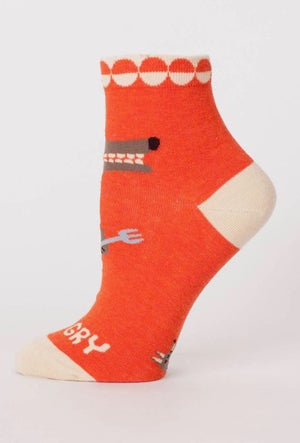 blue-q-SW636-hangry-ankle-socks-orange