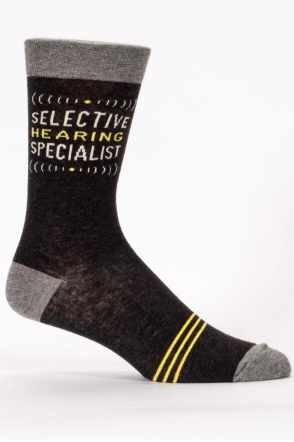 blue-q-SW851-selective-hearing-specialist-mens-crew-socks-black