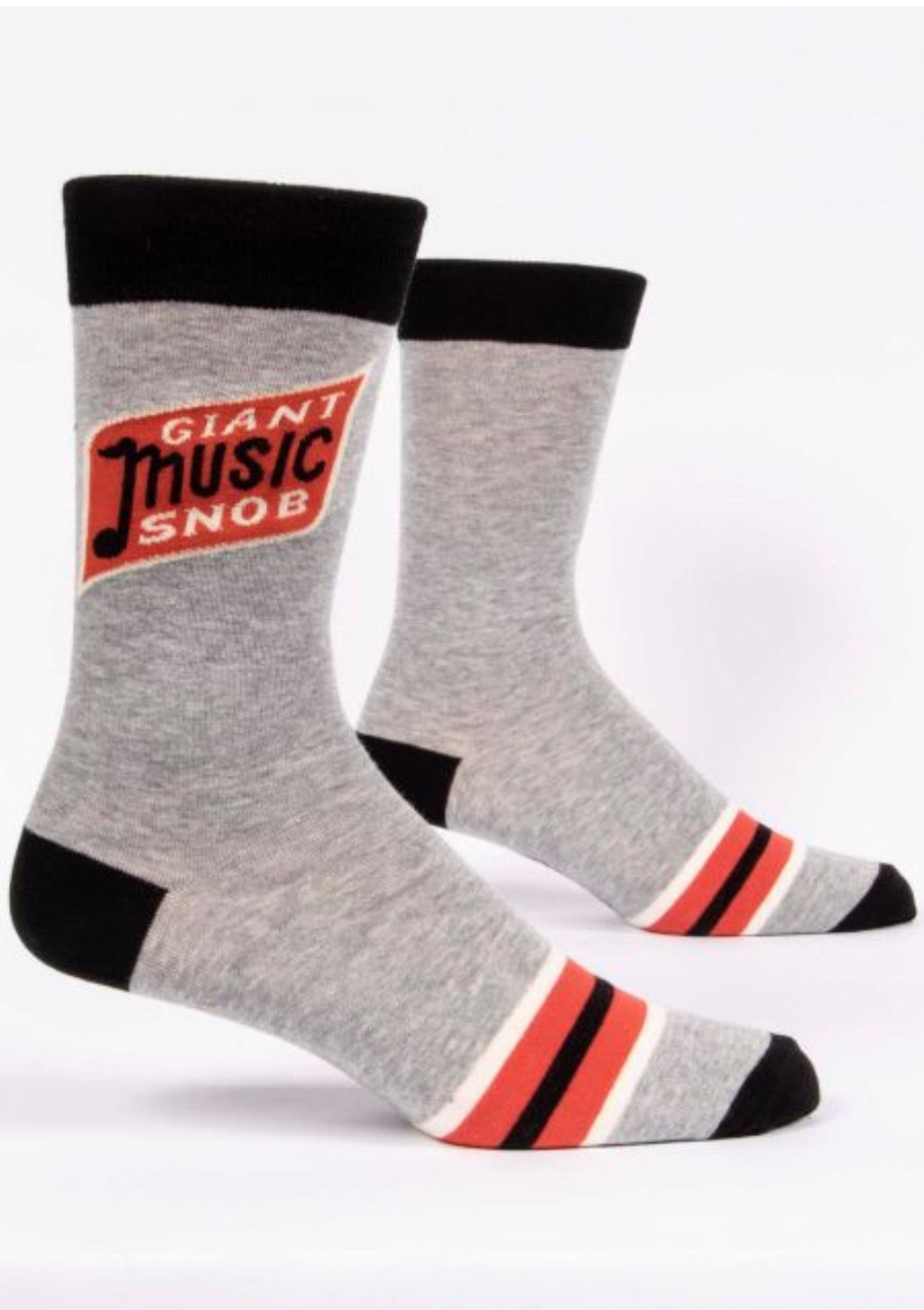 Giant Music Snob Men's Crew Socks OSS