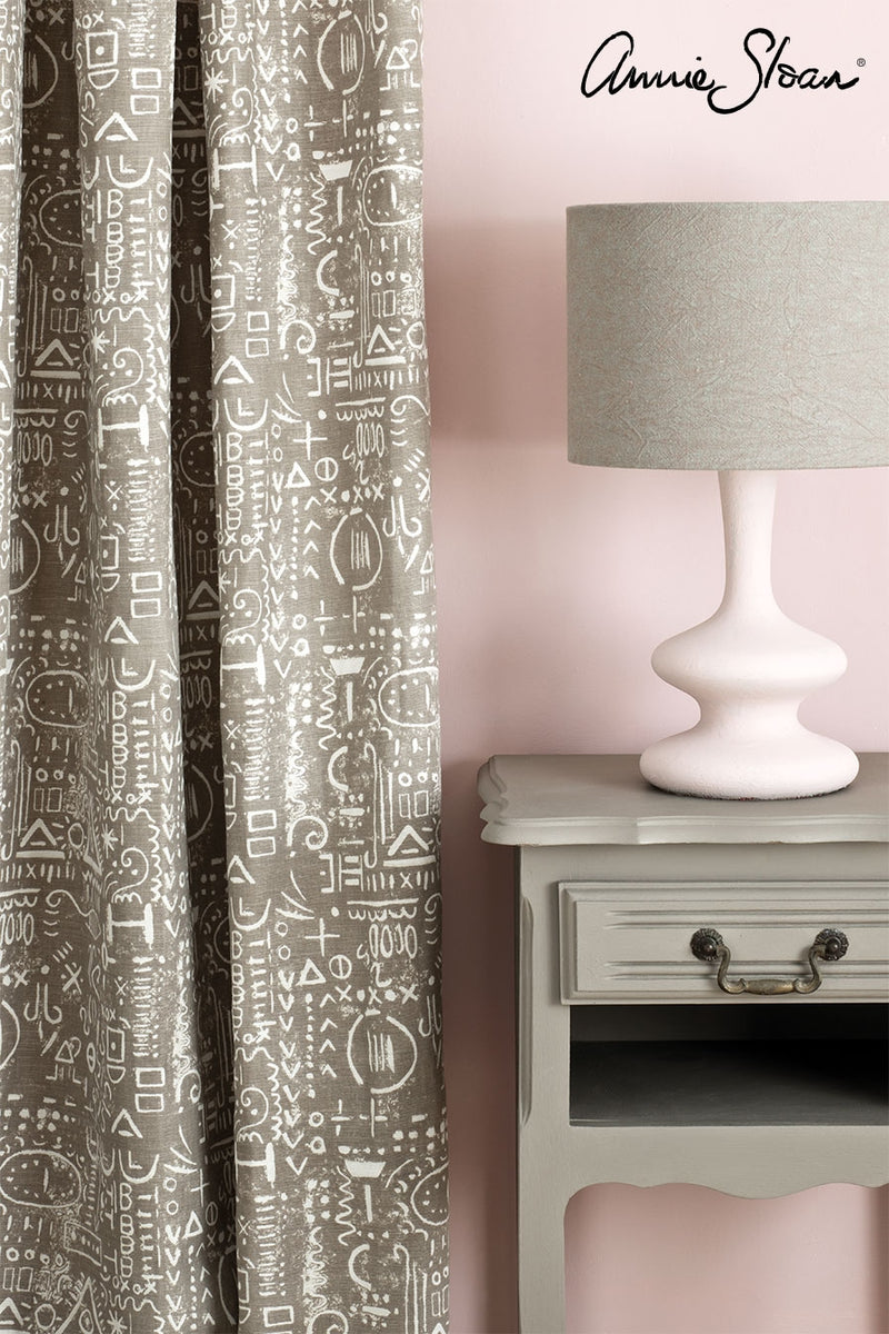 french-linen-side-table_-antoinette-wall-paint_-tacit-in-french-linen-curtain_-linen-union-in-coco-_-duck-egg-blue-lampshade_-72dpi-image-3