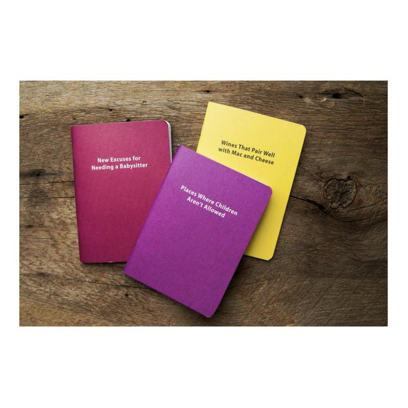 JOURNAL 3-PACK: OKAY MOMS JOURNAL