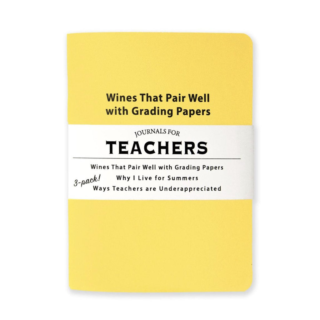 JOURNAL 3-PACK: TEACHERS JOURNAL