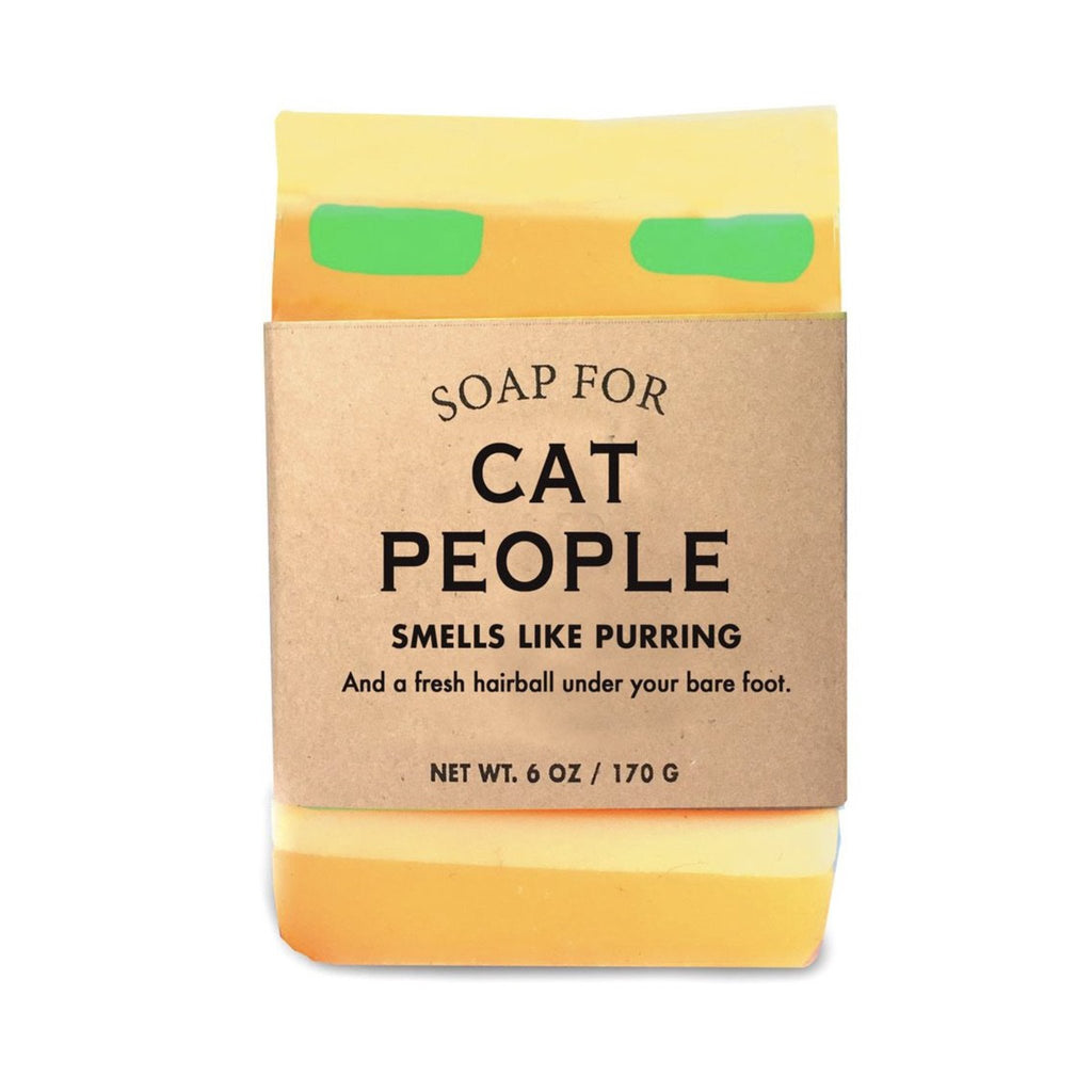 Soap: CAT PEOPLE SOAP