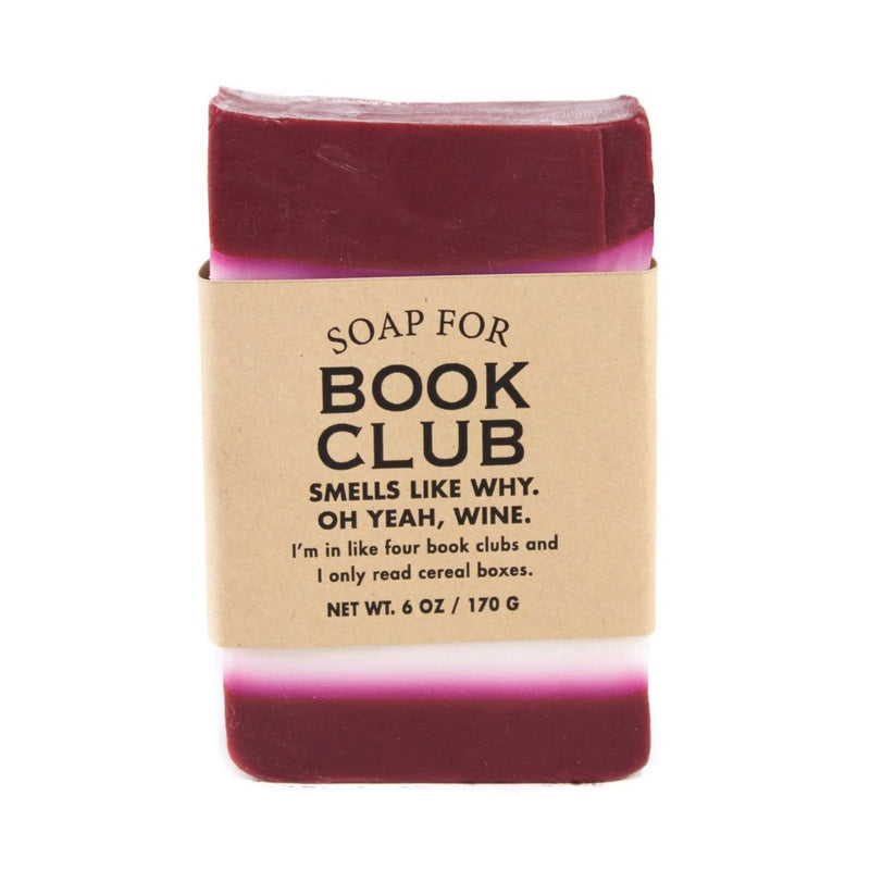 Soap: BOOK CLUB SOAP