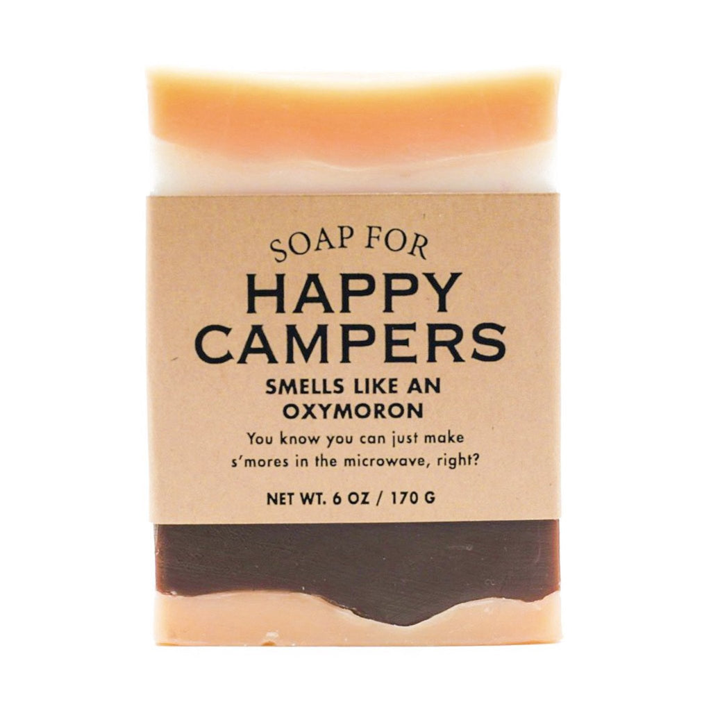 Soap: HAPPY CAMPERS SOAP