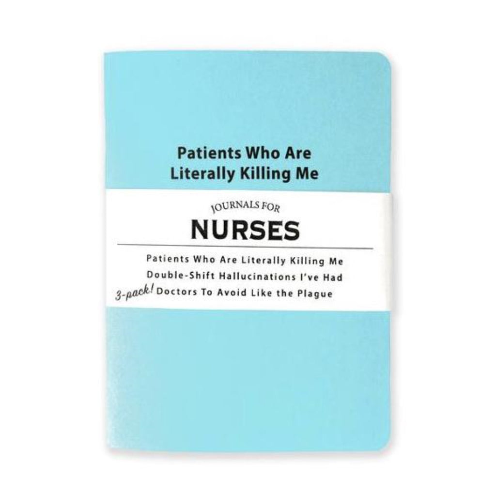 JOURNAL 3-PACK: NURSES JOURNAL