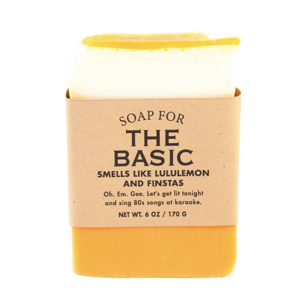 Soap: THE BASIC SOAP