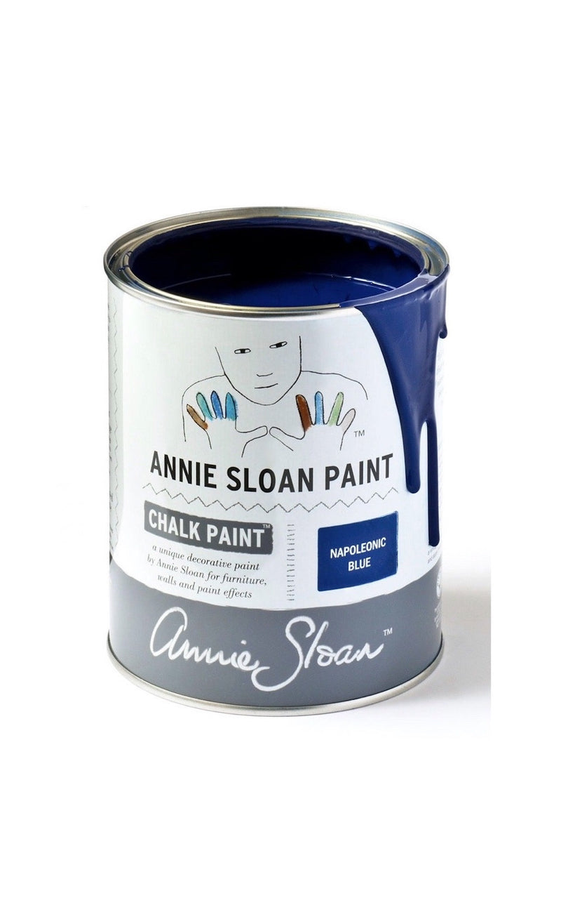 Annie Sloan® Chalk Paint™ 120ml Sample Pod: Napoleonic Blue