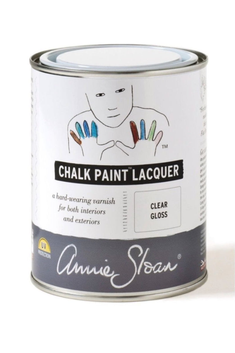 Annie Sloan® New Clear Glossy Lacquer 750ml