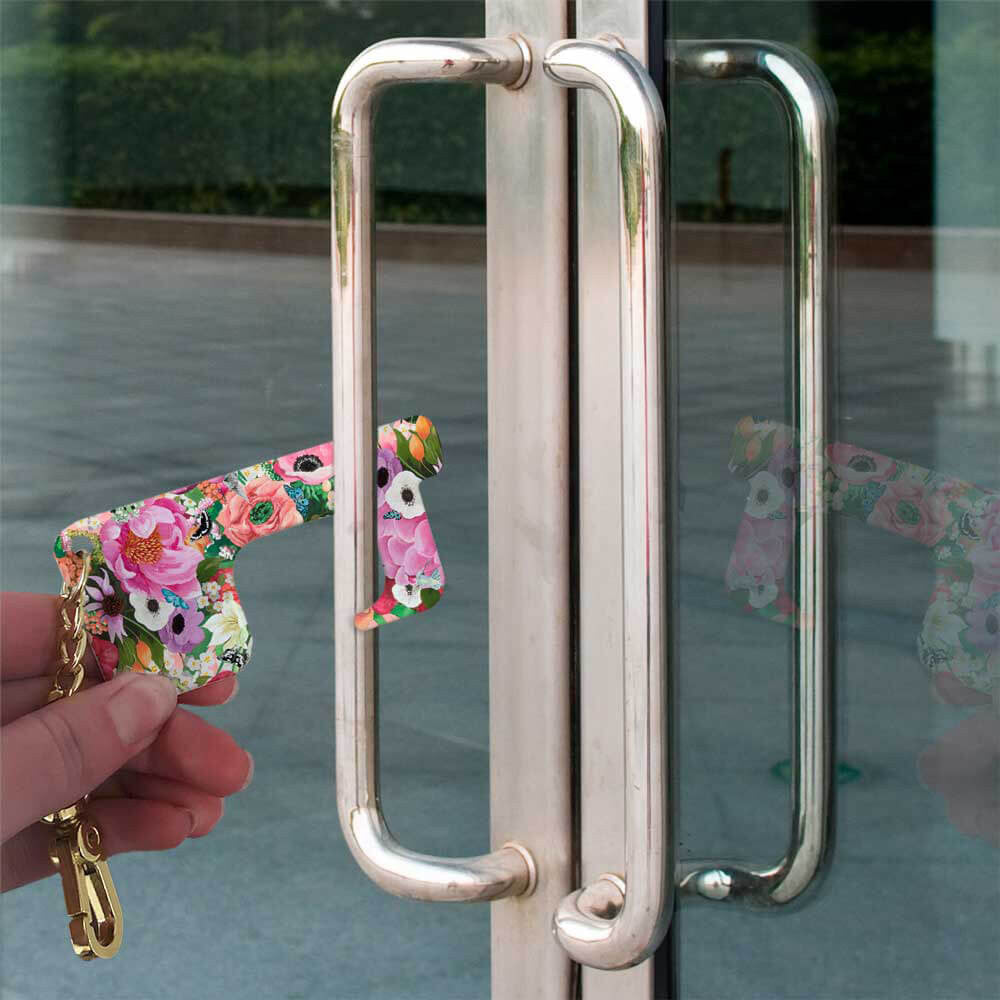 In This Moment Hands-Free Door Opener Key Chain