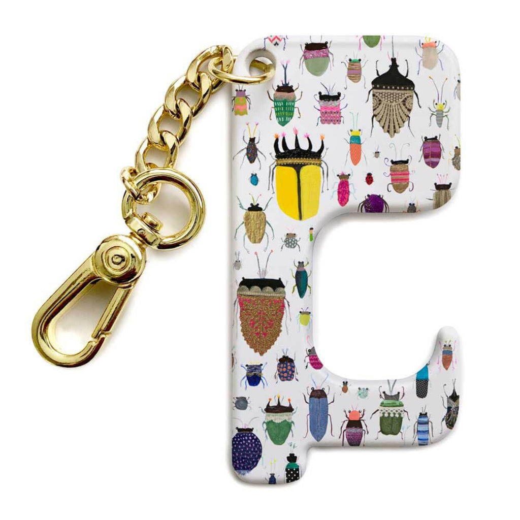 Insect Friends Hands-Free Door Opener Key Chain