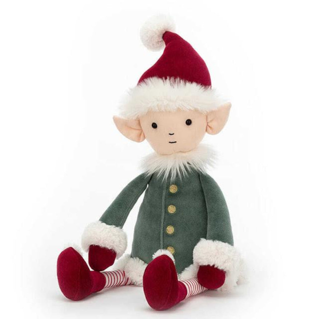 Jellycat Lefty Elf Really Big