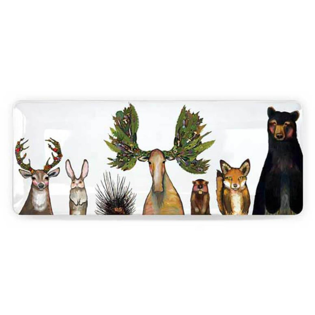 The Forest Bunch Serveware Dish