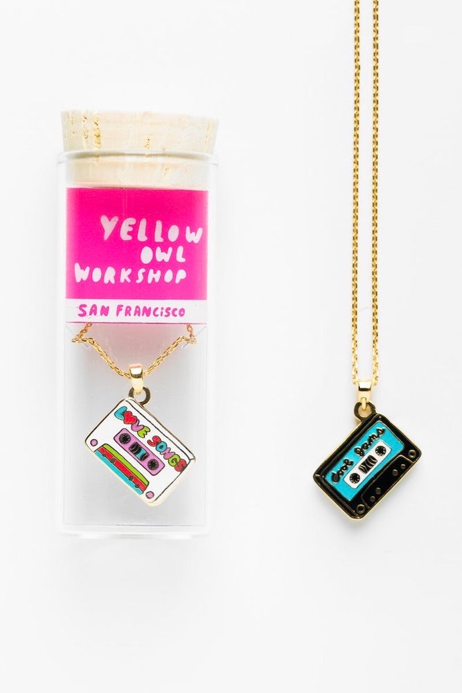 Love Songs Pendant Necklace