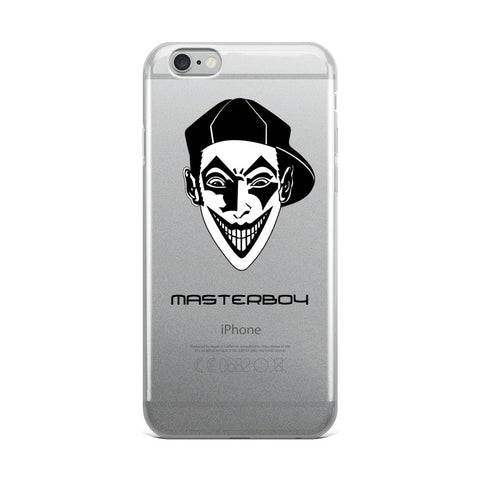 Masterboy iPhone Case Classic