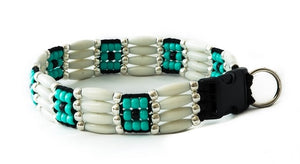 Cheyenne Beaded Dog Collar