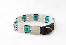 Comanche Beaded Dog Collar