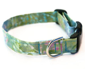 Monet Dog Collar