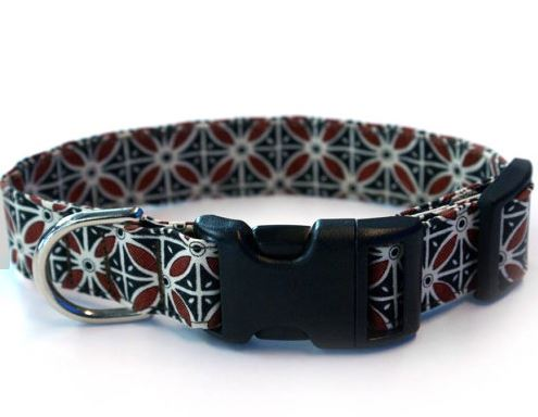 Native American Acoma Dog Collar